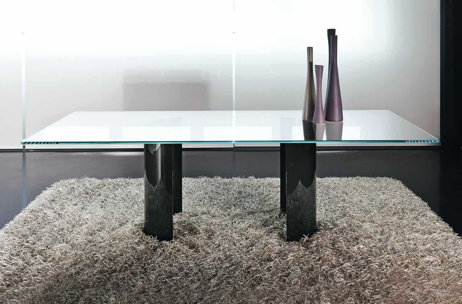 Sovet party rectanular dining table haute living