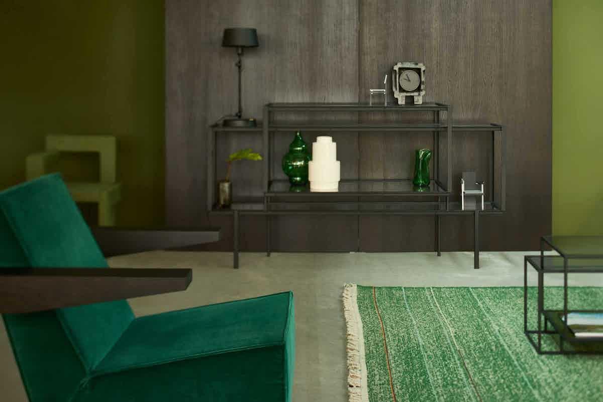 Spectrum furniture against wall tangled cabinet institu haute living