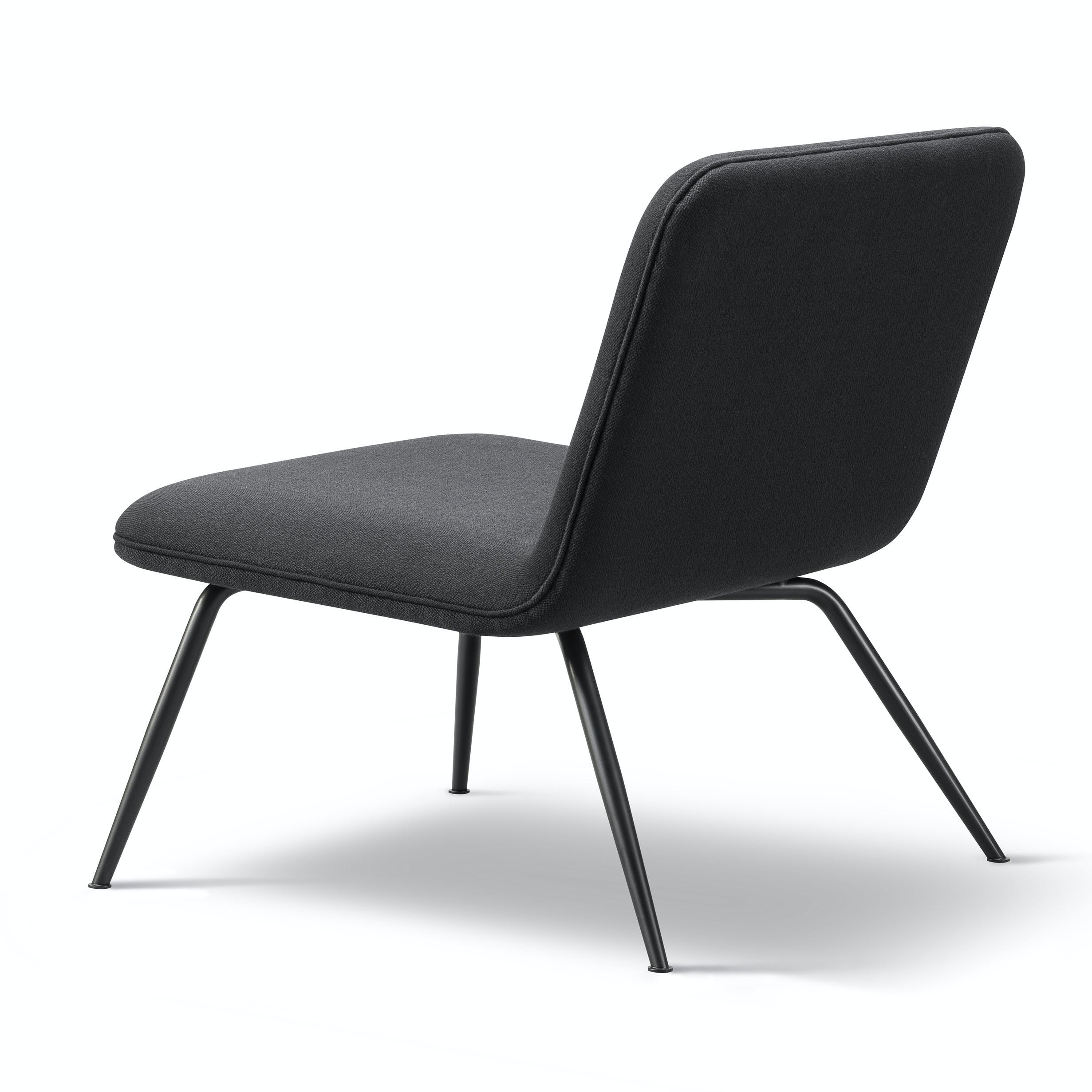 Fredericia Furniture Spine Lounge Metal Angle Haute Living