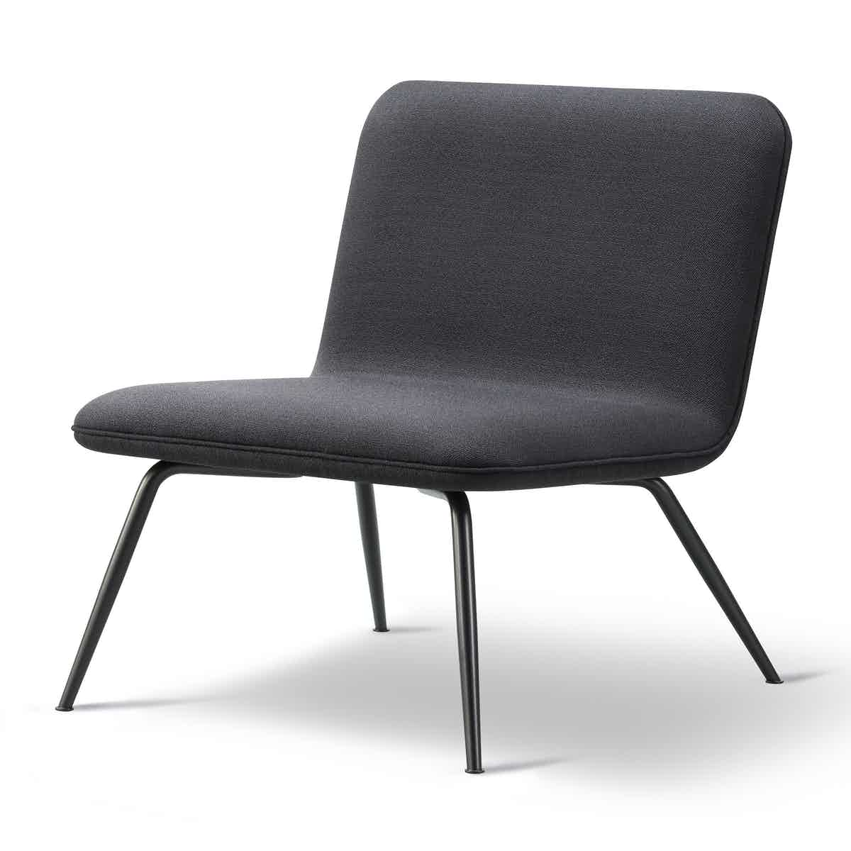 Fredericia Furniture Spine Lounge Metal Front Haute Living