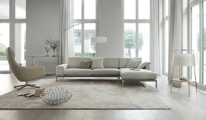 Jab Anstoetz Spirit Modular Sofa Cream Insitu Haute Living