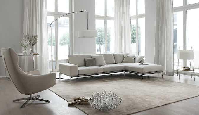 Jab Anstoetz Spirit Modular Sofa Insitu Haute Living