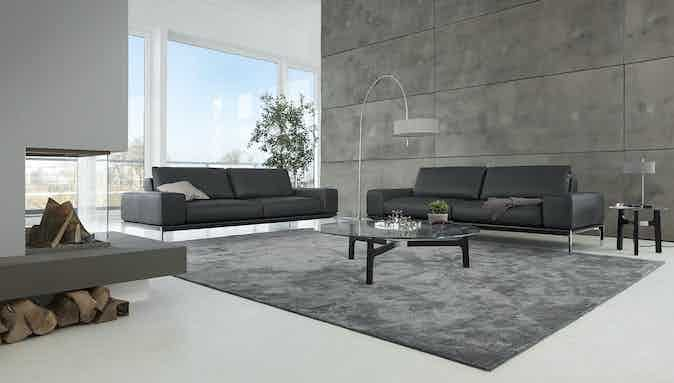 Jab Anstoetz Black Spirit Sofa Angles Insitu Haute Living
