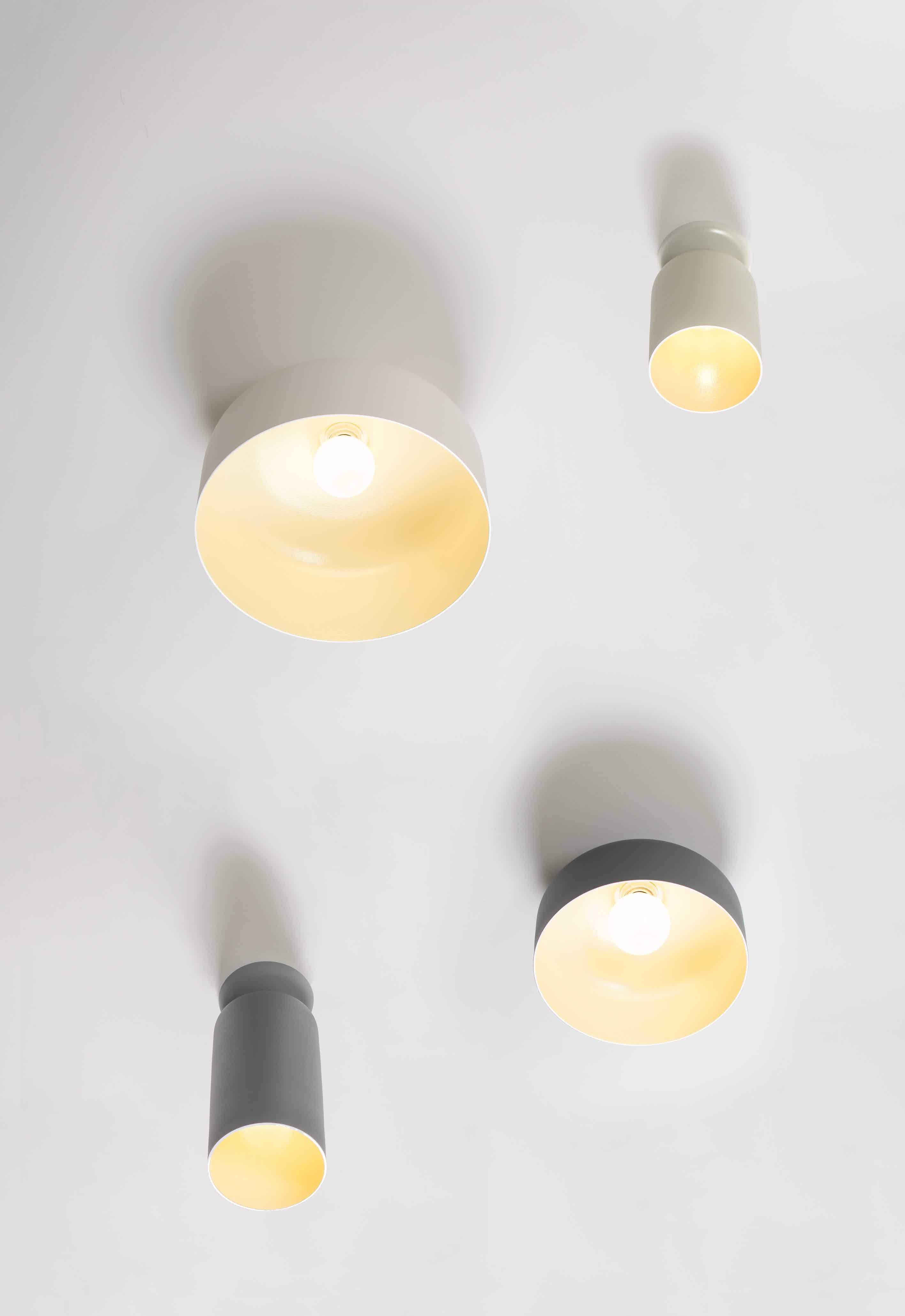 Spotlight Volumes Ceiling Wall Lamp By Andlight Haute Living