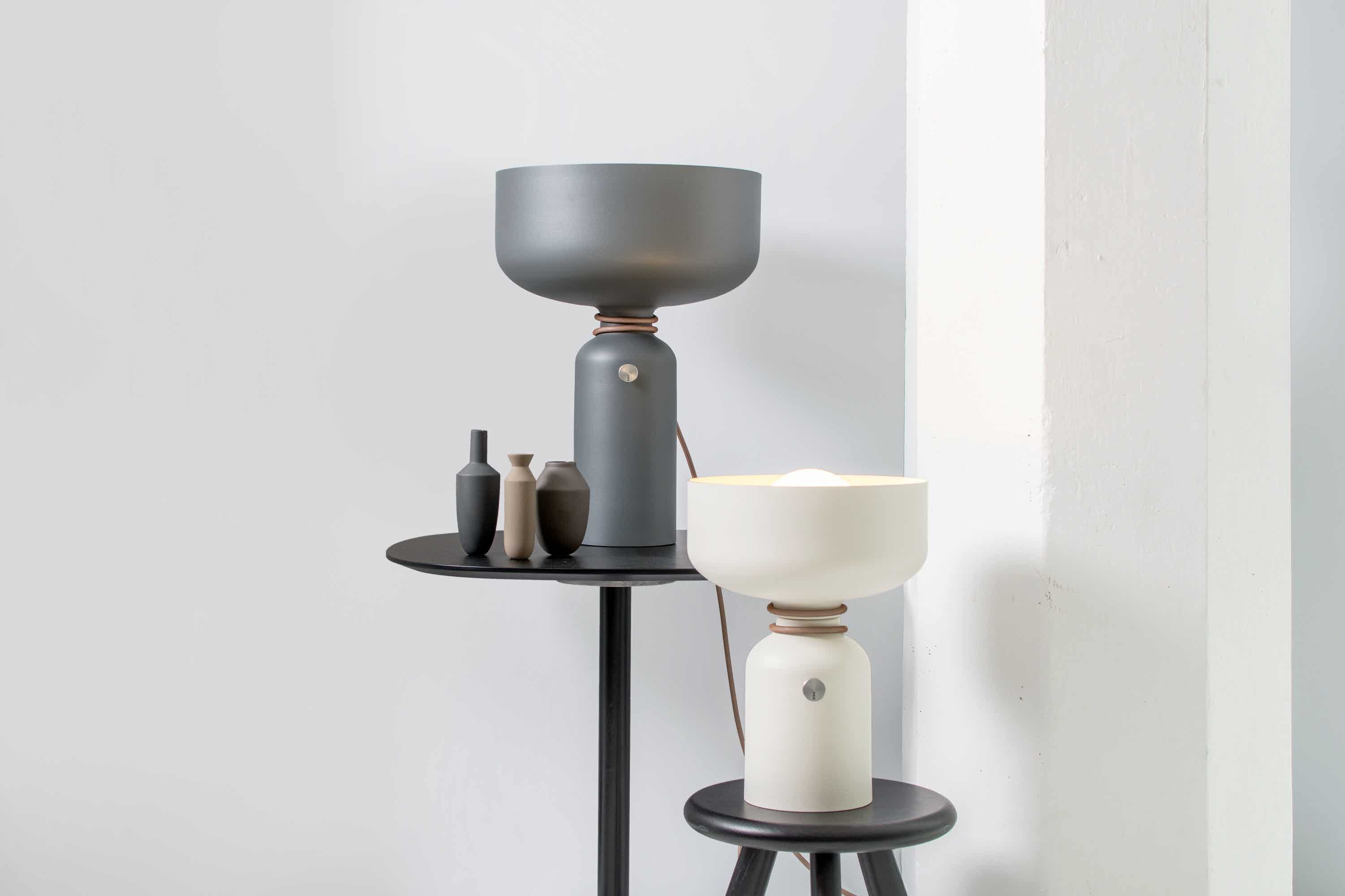 Andlight Spotlight Volumes Table lamps insitu haute living