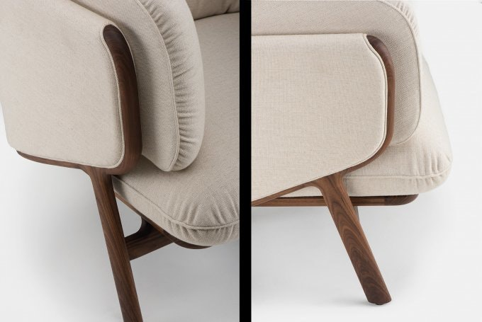 Stanley Armchair By Nichetto In Walnut Detailx2Web 680X455
