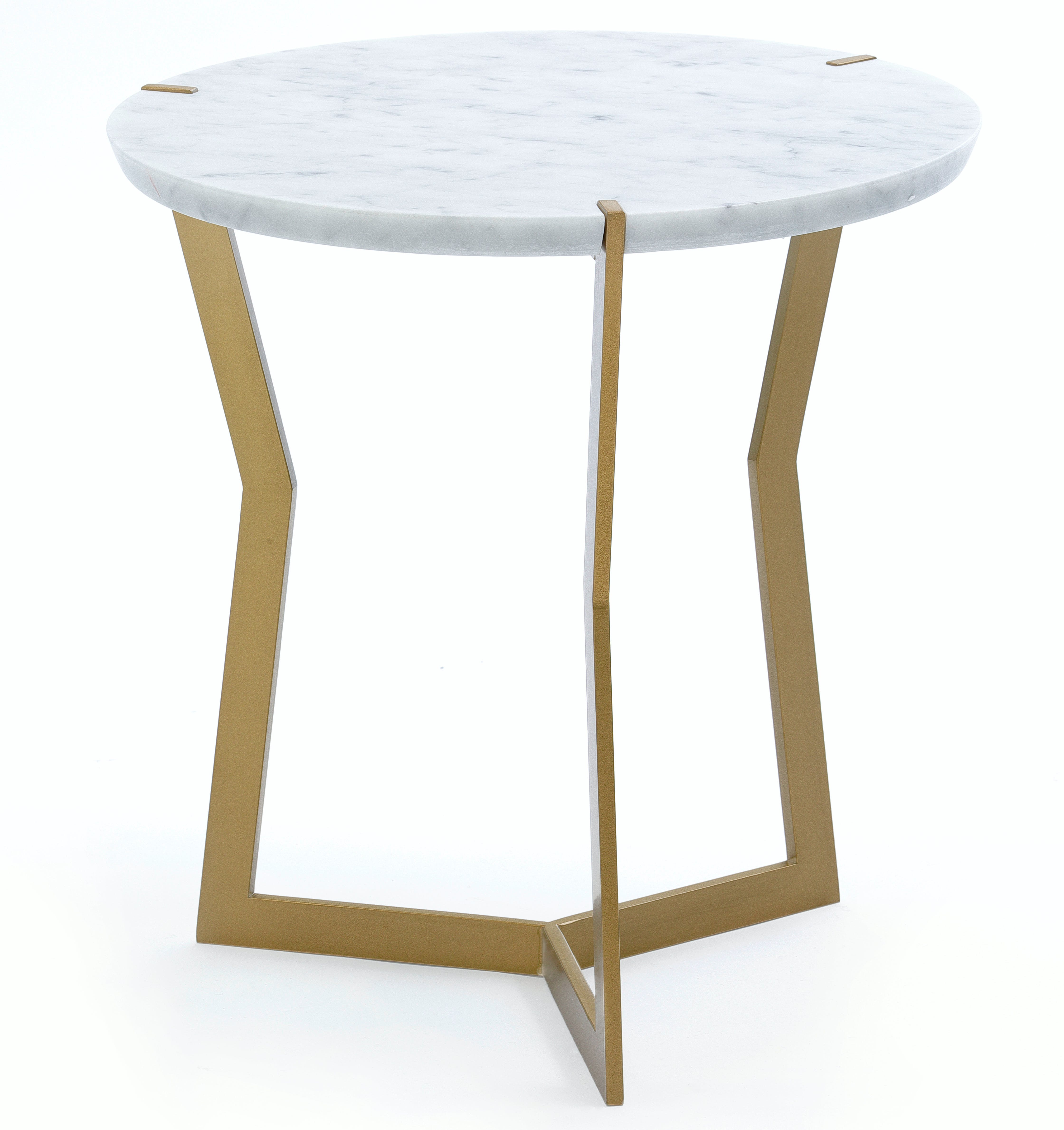 Coedition-star-pedestal-gold-front-haute-living