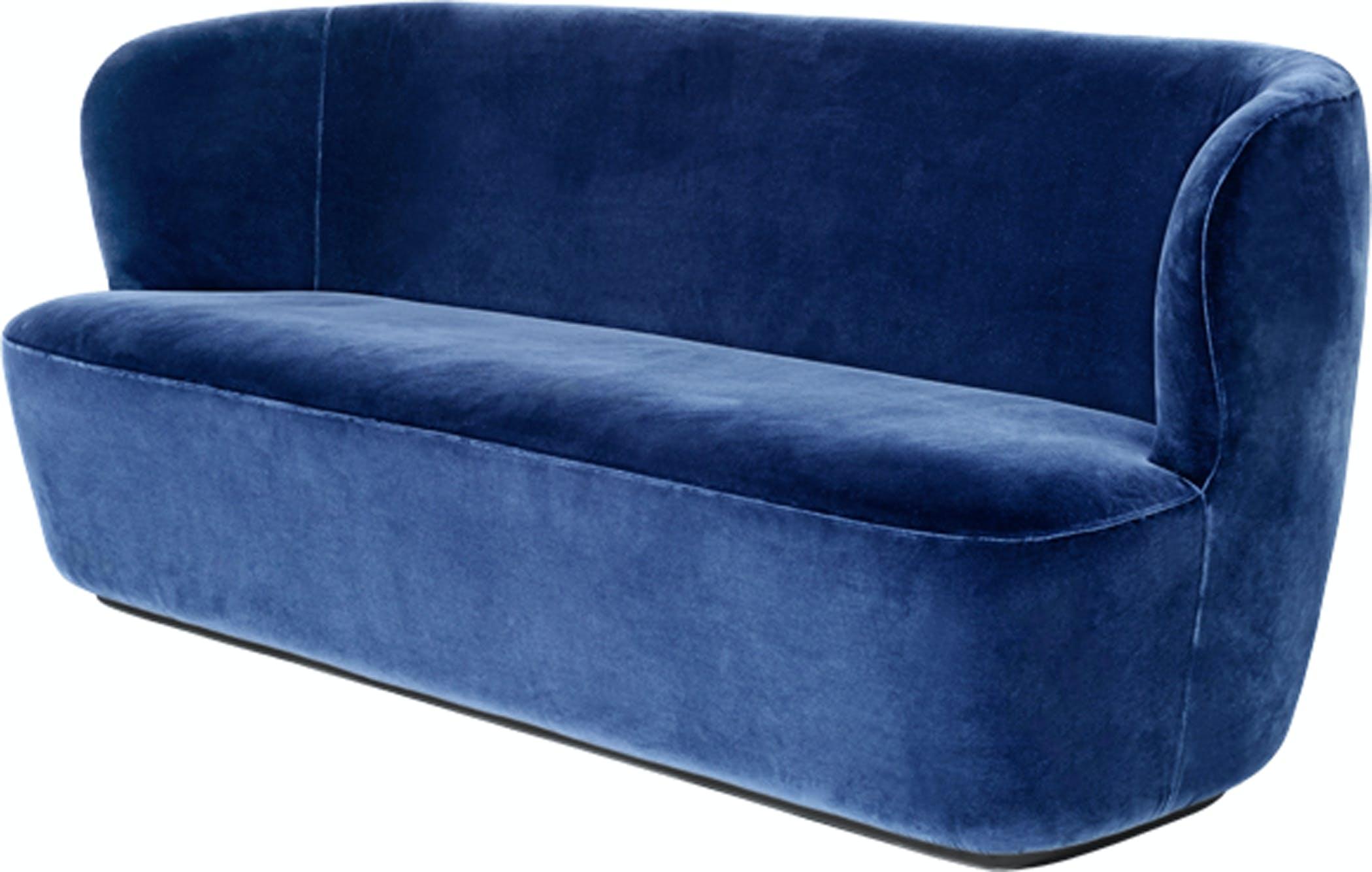 Stay Sofa 190 Vellutodicotone 420 Angle Image