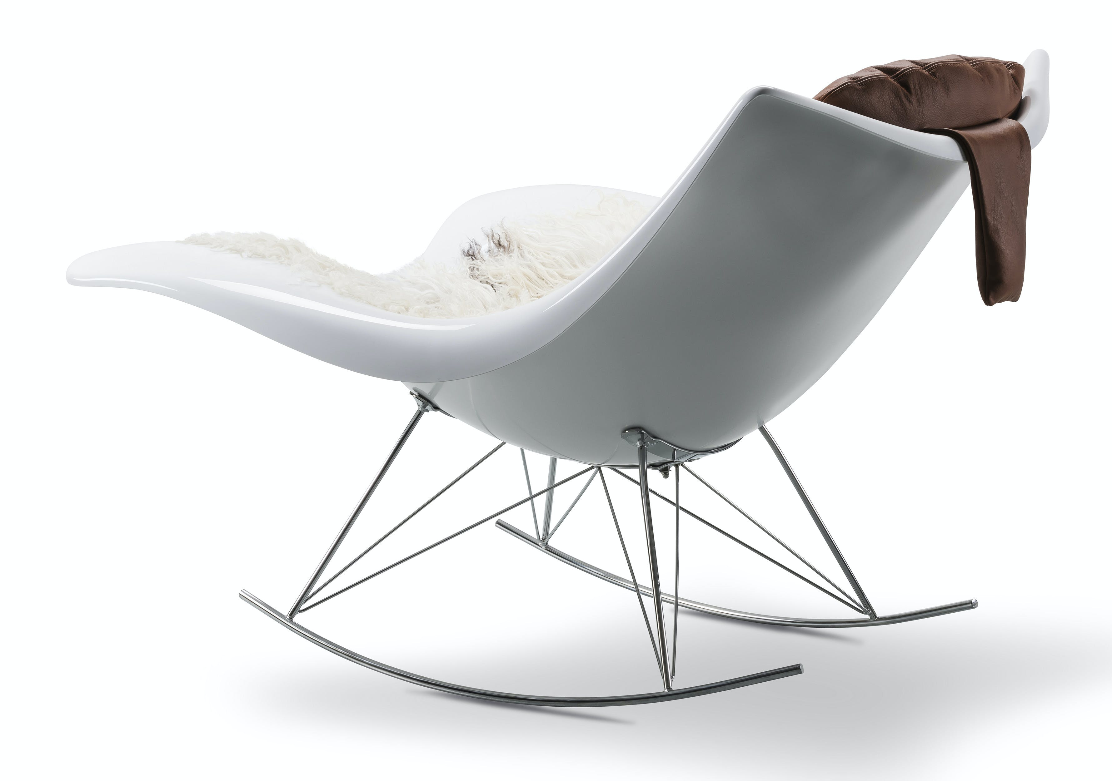 Fredericia Stingray Chair Back Haute Living