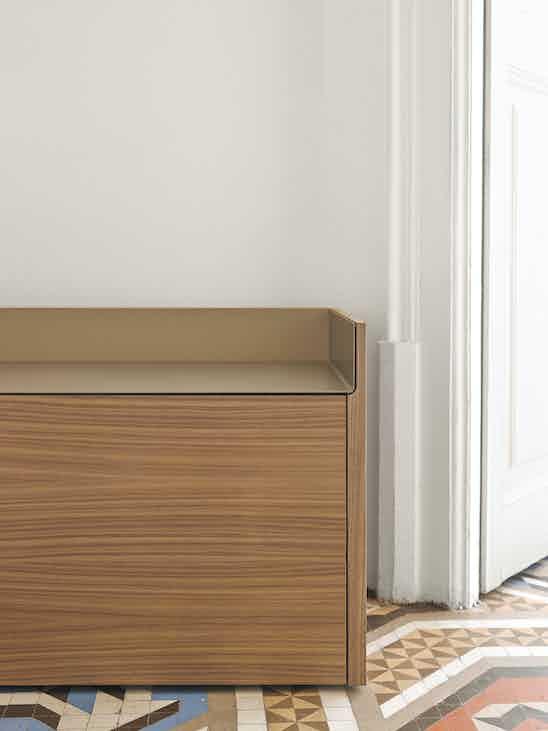 Punt Furniture Stockholm Credenza Detail Insitu Haute Living