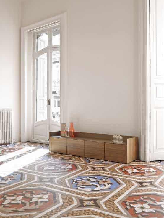 Punt Furniture Stockholm Credenza Side Insitu Haute Living