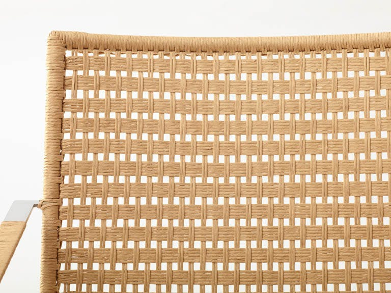 Paper Yarn Flat Natural Straw