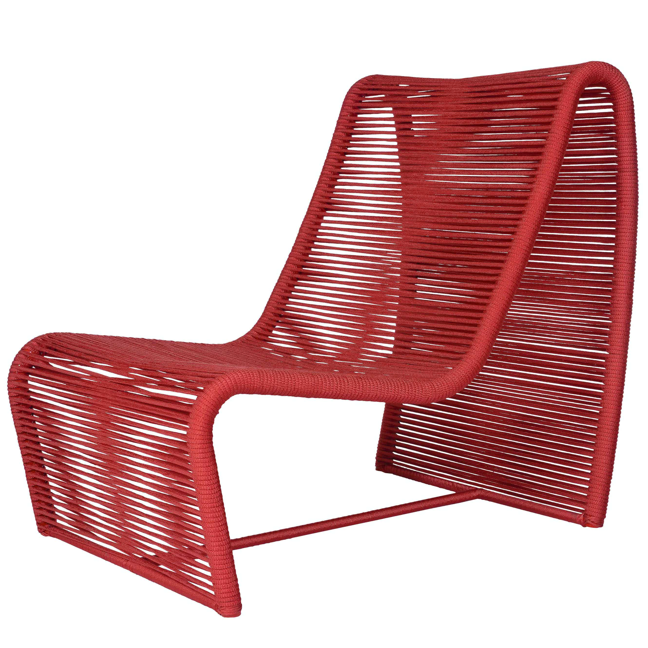 Tidelli sugarloaf lounge chair thumbnail haute living