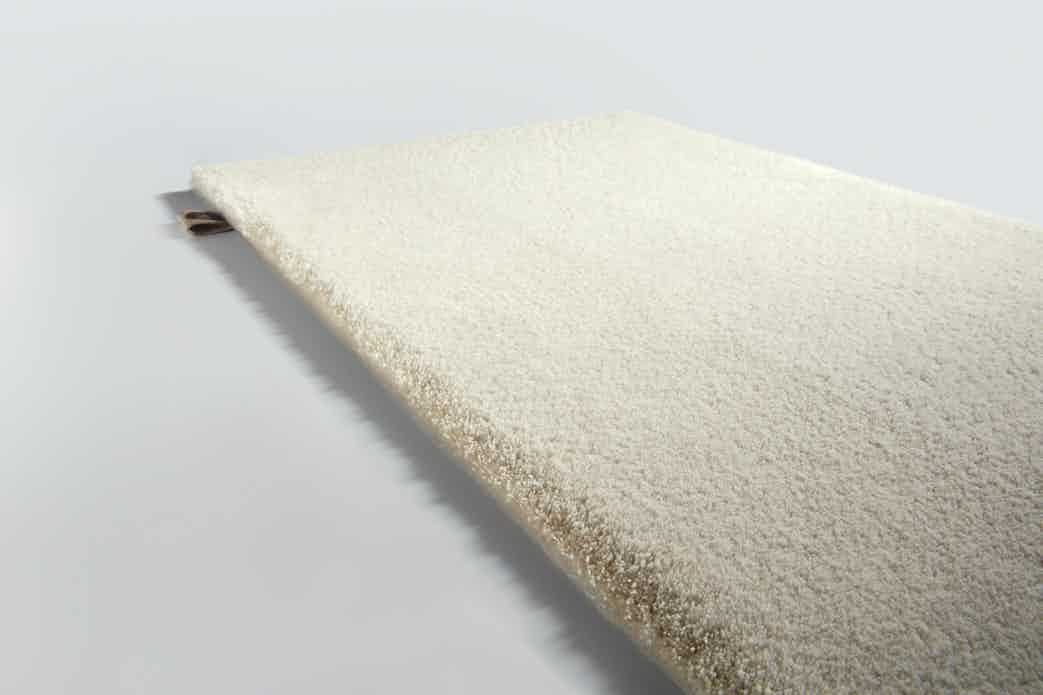 Limited Edition Rugs Superfino Rug White Swan Haute Living