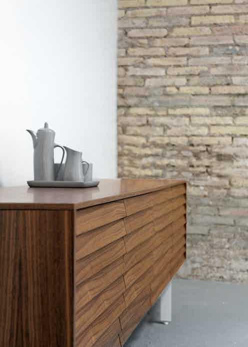 Punt Furniture Sussex Insitu Brown Angle Haute Living