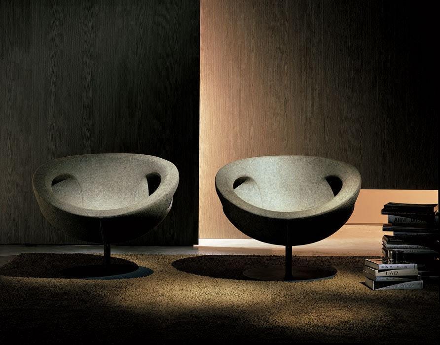 Folie Armchair 3 Swan Haute Living