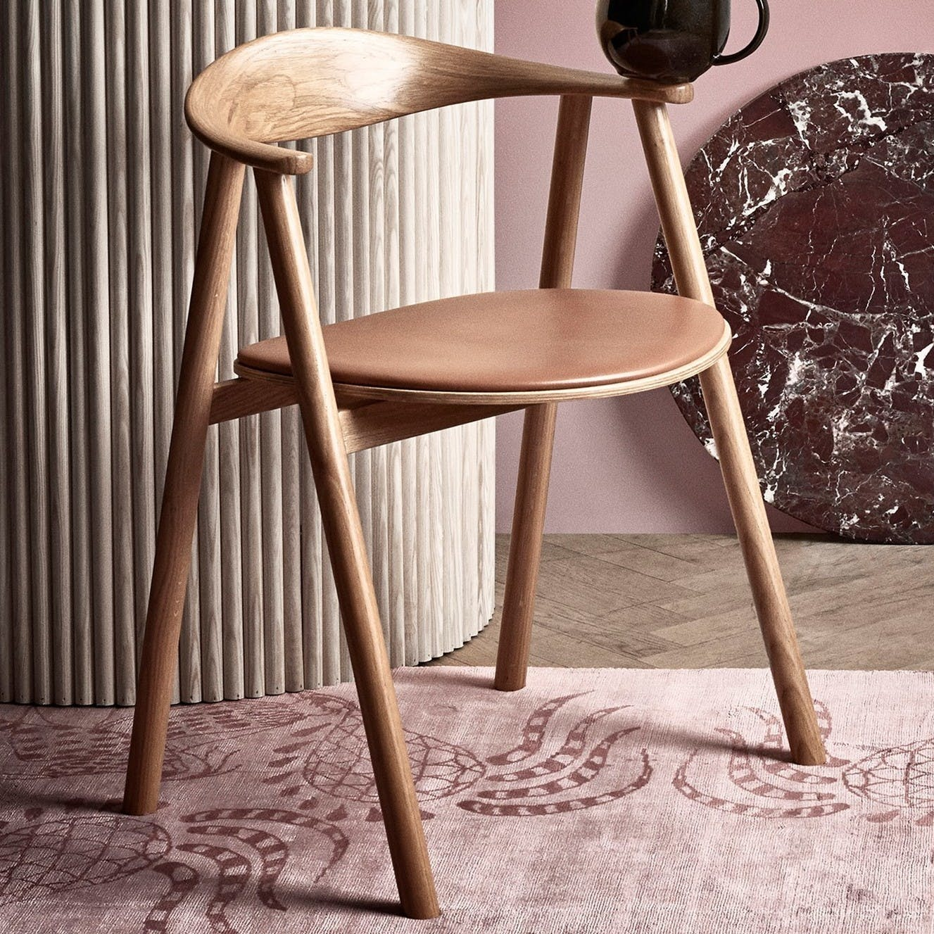 Bolia Swing Dining Chair Insitu Haute Living