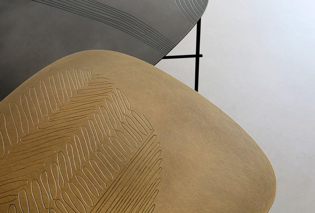 De Castelli Syro Tables Trio Detail2 Haute Living