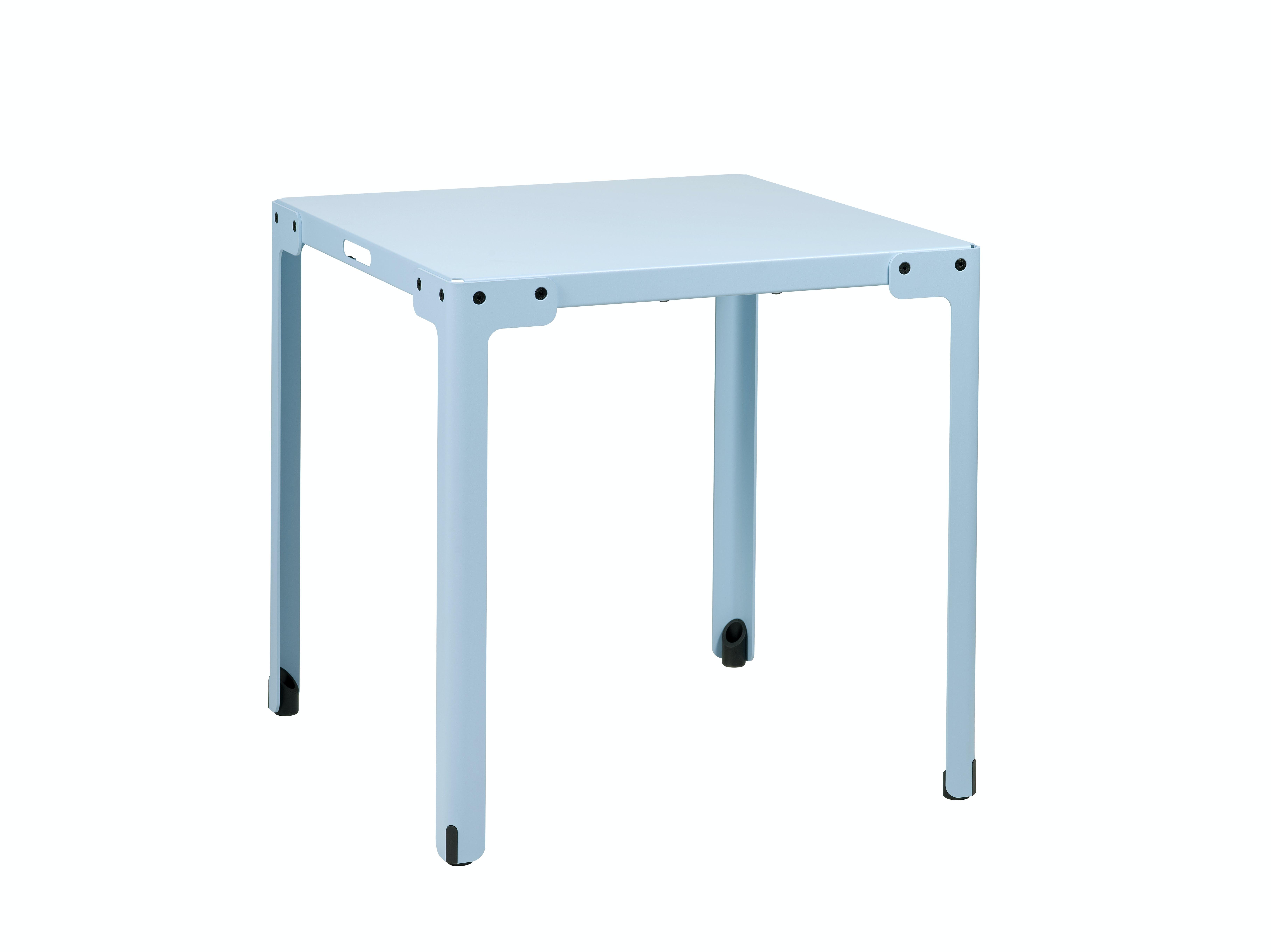 Functionals T Table Light Blue Haute Living