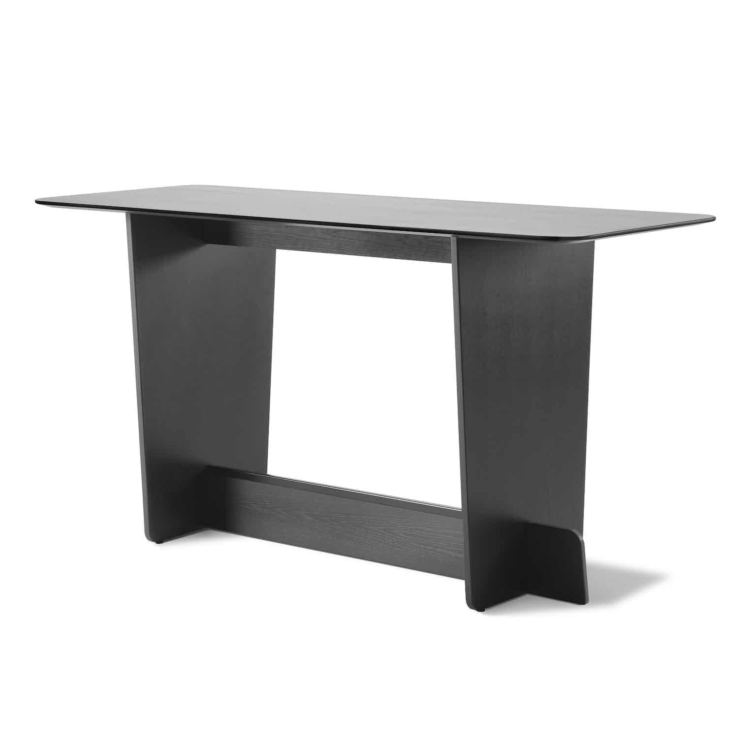 Fredericia Furniture Tableau Bar Table Angle Haute Living