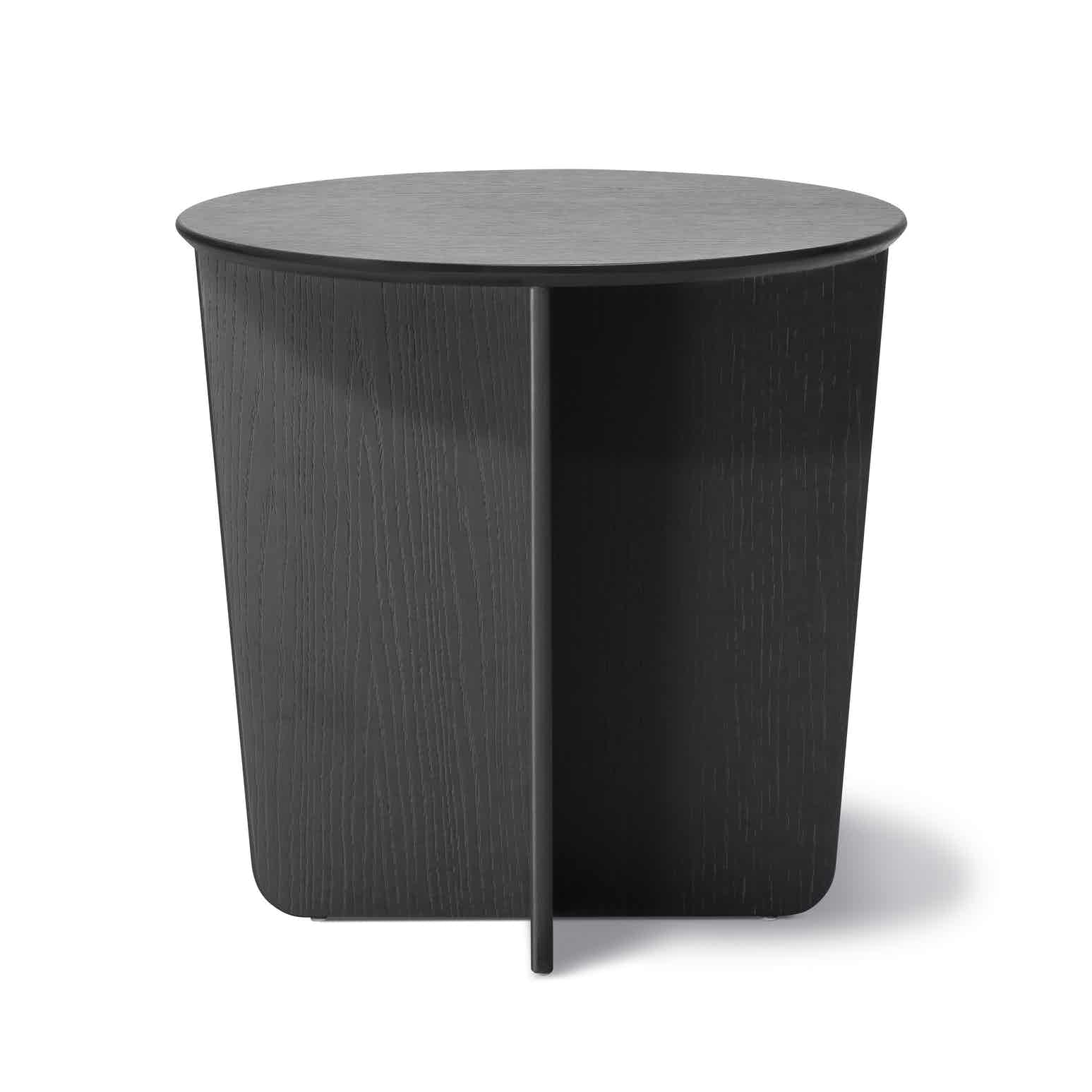 Fredericia Furniture Tableau Side Table Front Haute Living