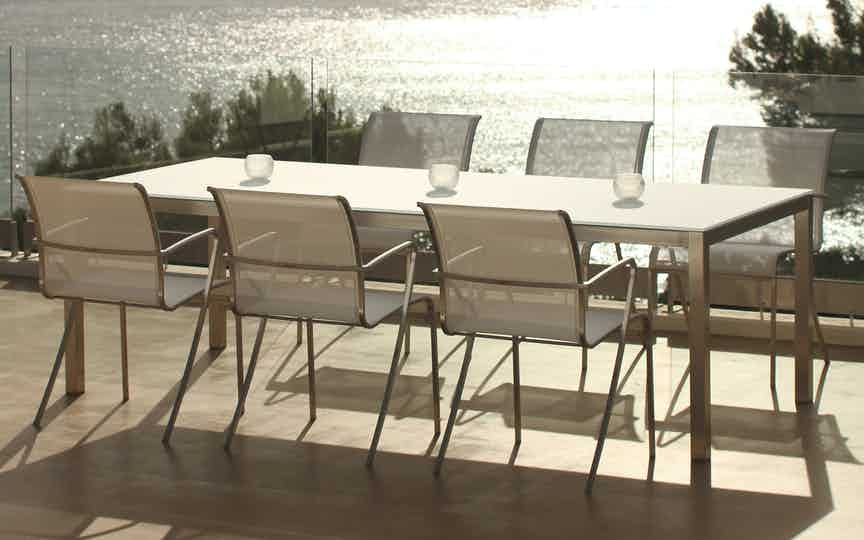Royal Botania Taboela Table Insitu Haute Living