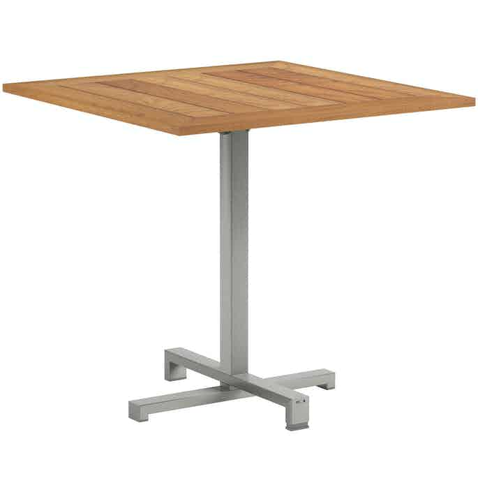 Royal Botania Taboela Foldable Table Teak Haute Living