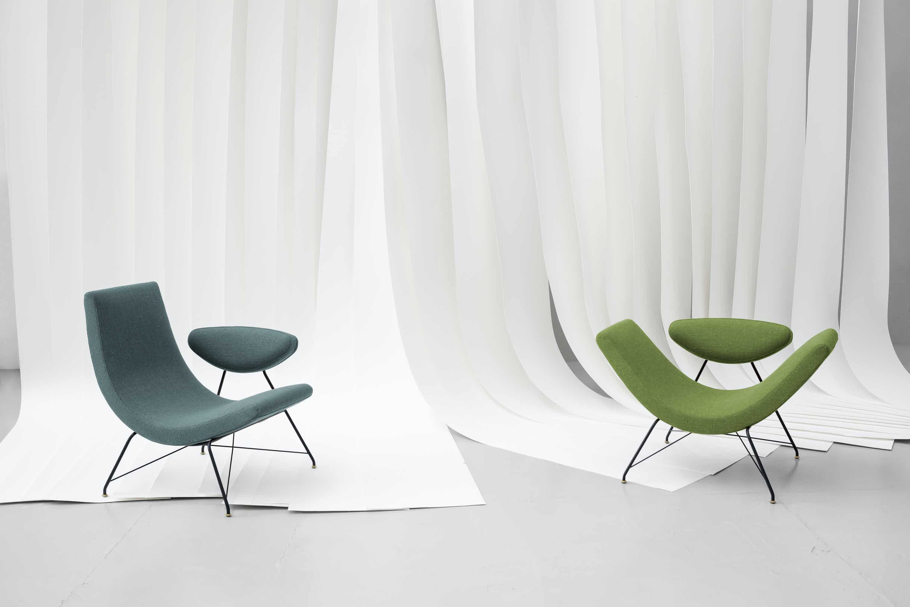 Tacchini furniture reversivel armchair duo haute living copy