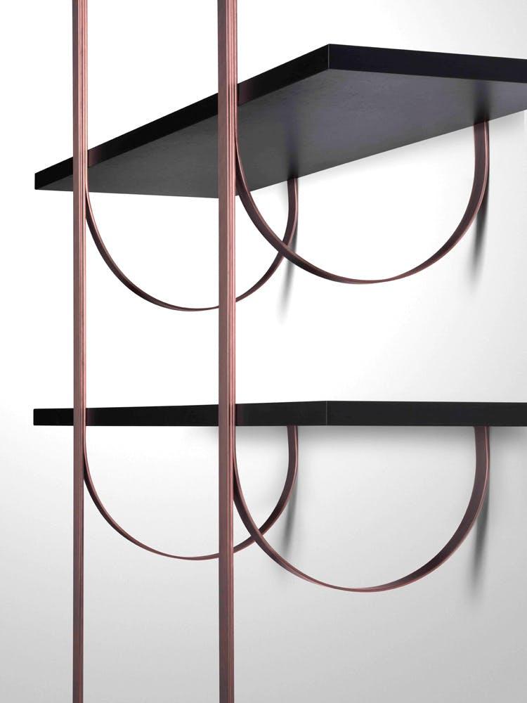 De Castelli Talea Shelf Angle Detail Haute Living