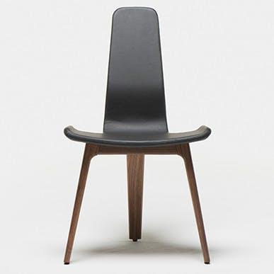 Tapas Upholstered Chair Black 1