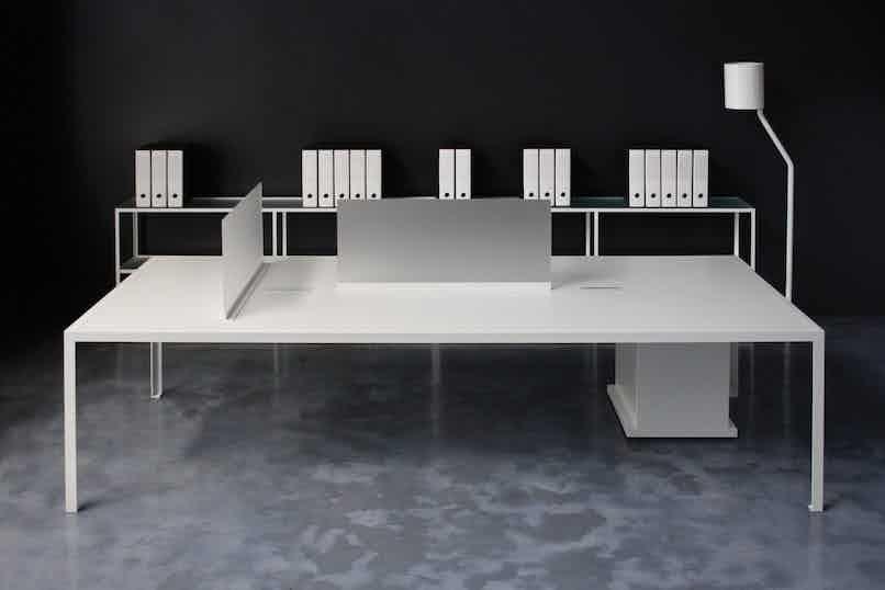 Tavolo White Office