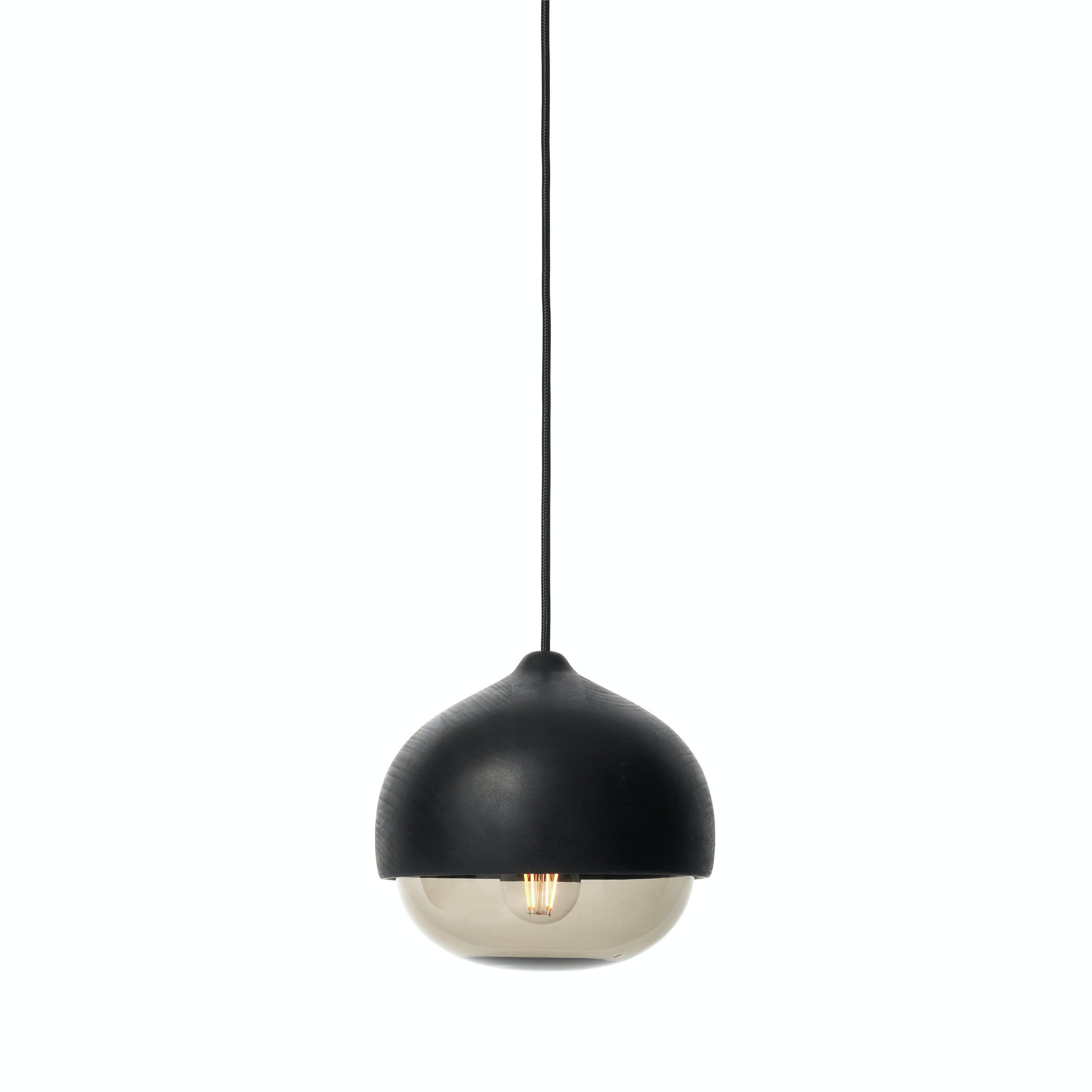 Mater Black Terho Medium Pendant Lamp Haute Living