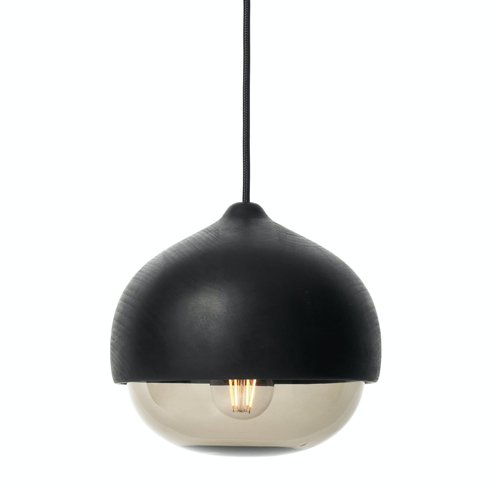 Mater Black Terho Medium Pendant Lamp Haute Living