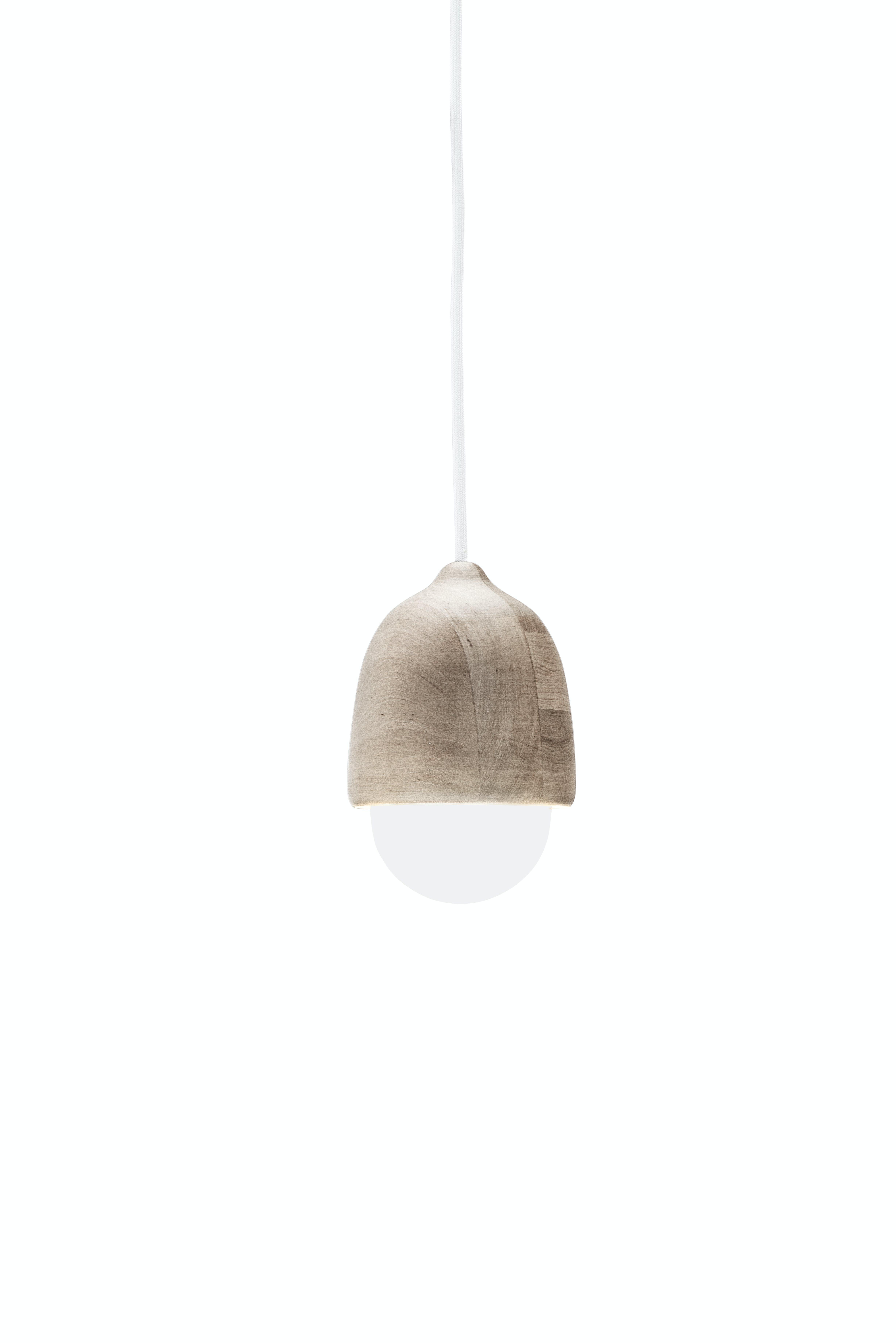 Mater Natural Small Terho Pendant Lamp Haute Living