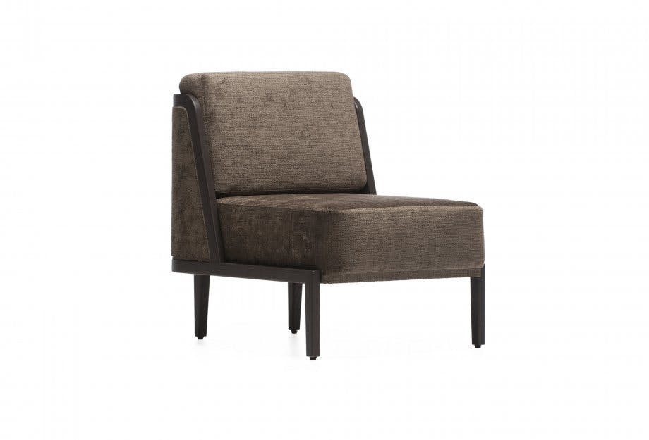 Throne Lounge Chair By 1