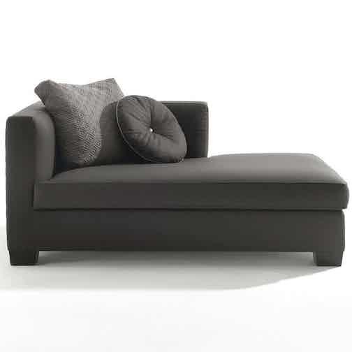 Frigerio Tiberio Quilt Small Sofa Side Haute Living