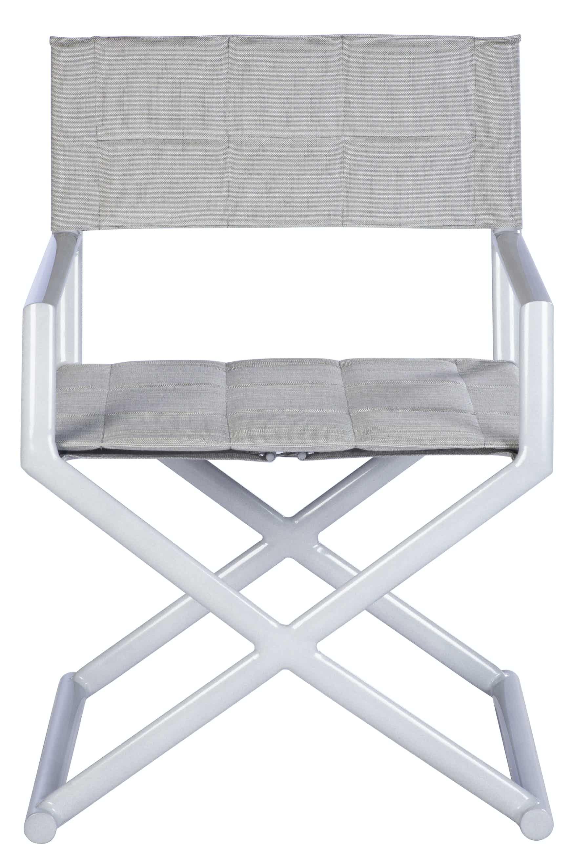 Tidelli boss armchair sling haute living