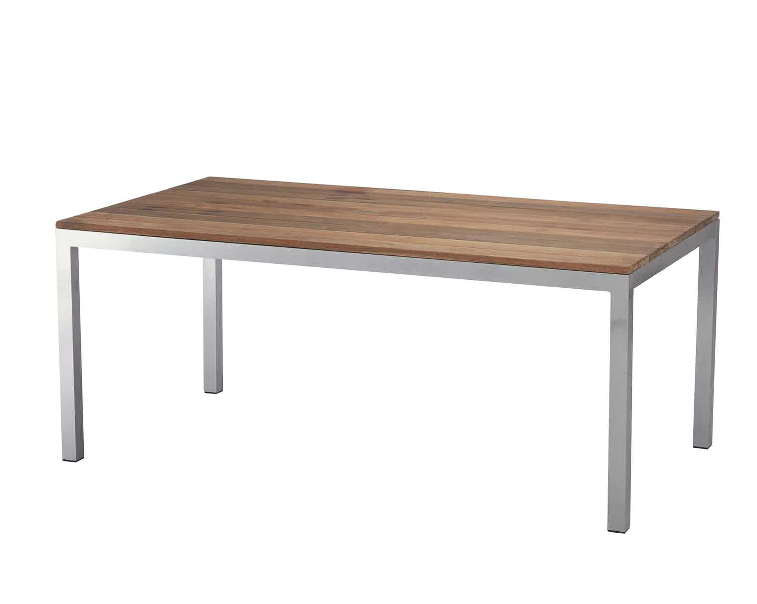 Tidelli smart table wood haute living