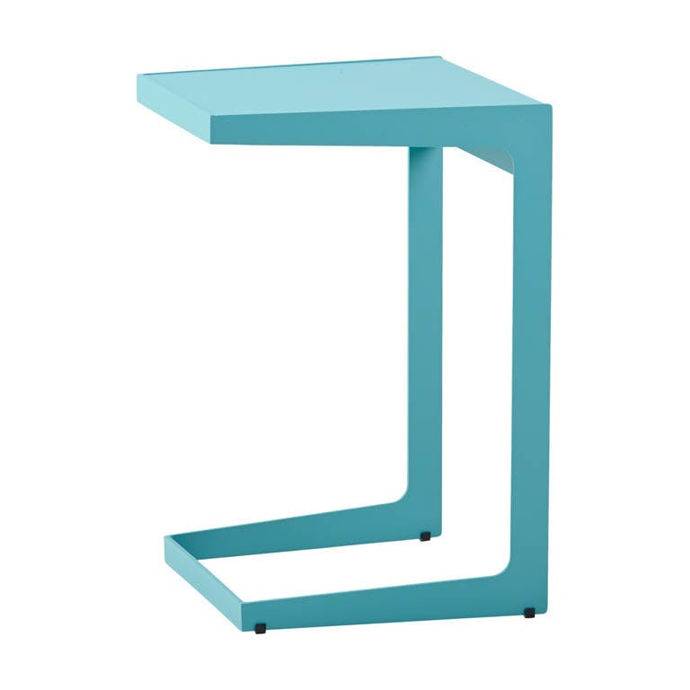 Time Out Sidetable Aqua
