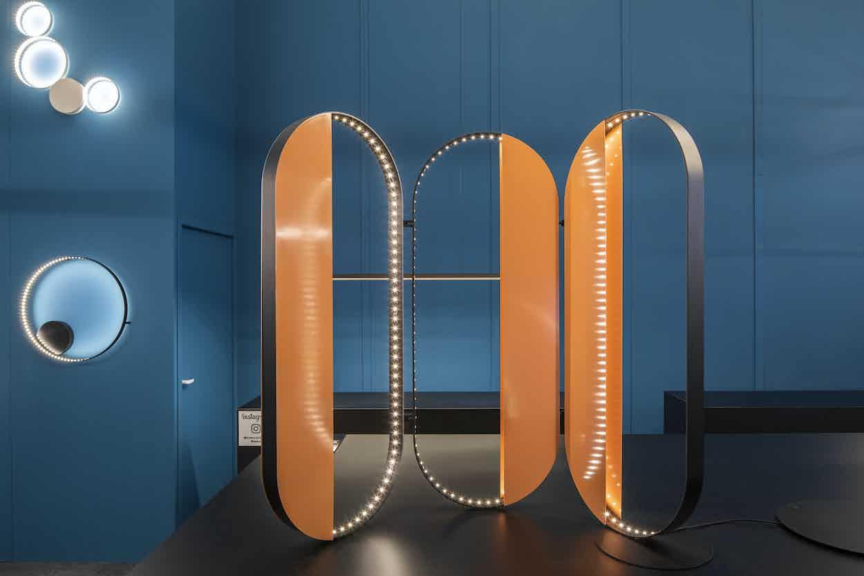 Le deun luminaires tip table lamp haute living