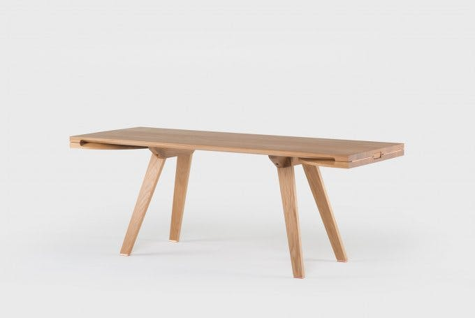 Together Extending Table By Studioilse In Danish Oiled Oakweb 2