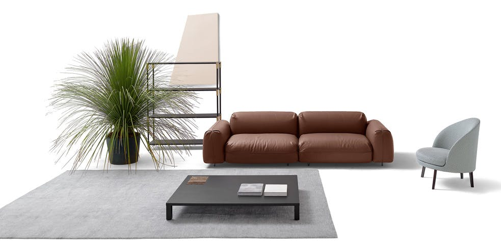 Arflex Tokio Haute Living Brown