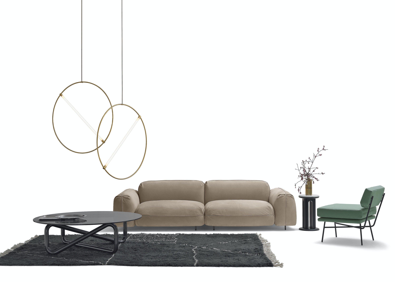Arflex Suede Tokio Sofa Insitu Haute Living