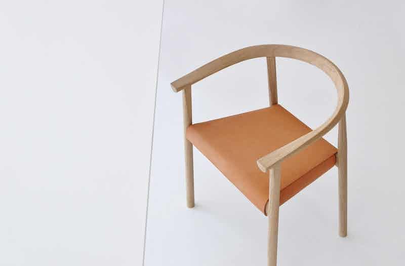 Bensen Tokyo Chair Aerial