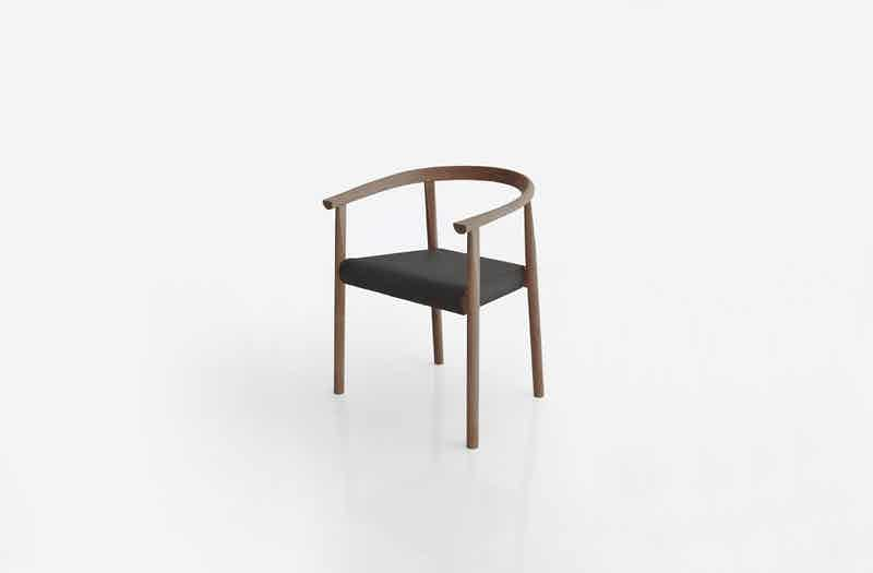 Bensen Tokyo Chair Black Seat