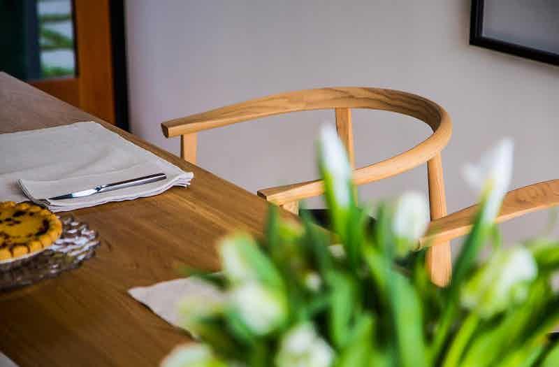 Bensen Tokyo Chair Insitu Detail