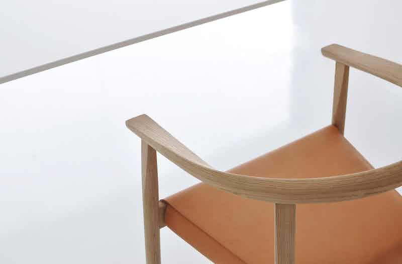Bensen Toyko Chair Back Detail