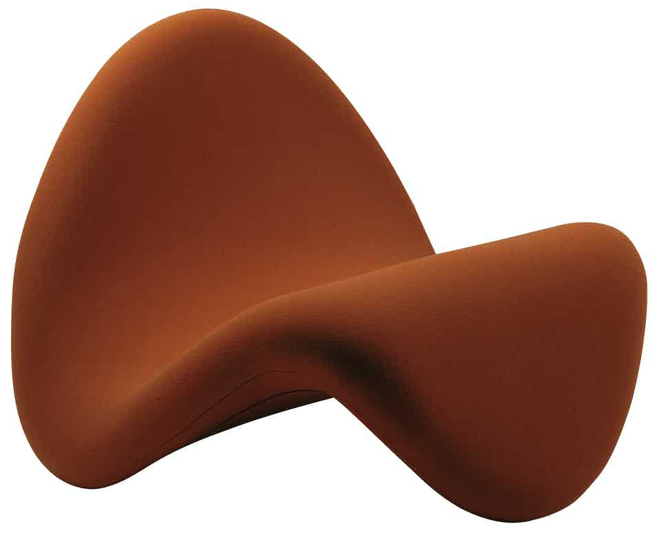 Artifort Orange Tongue Chair Thumbnail