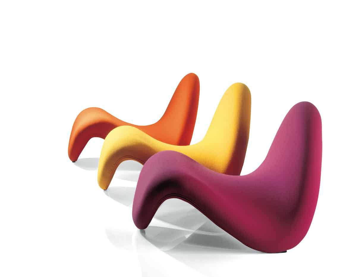 Artifort Tongue Chair Trio