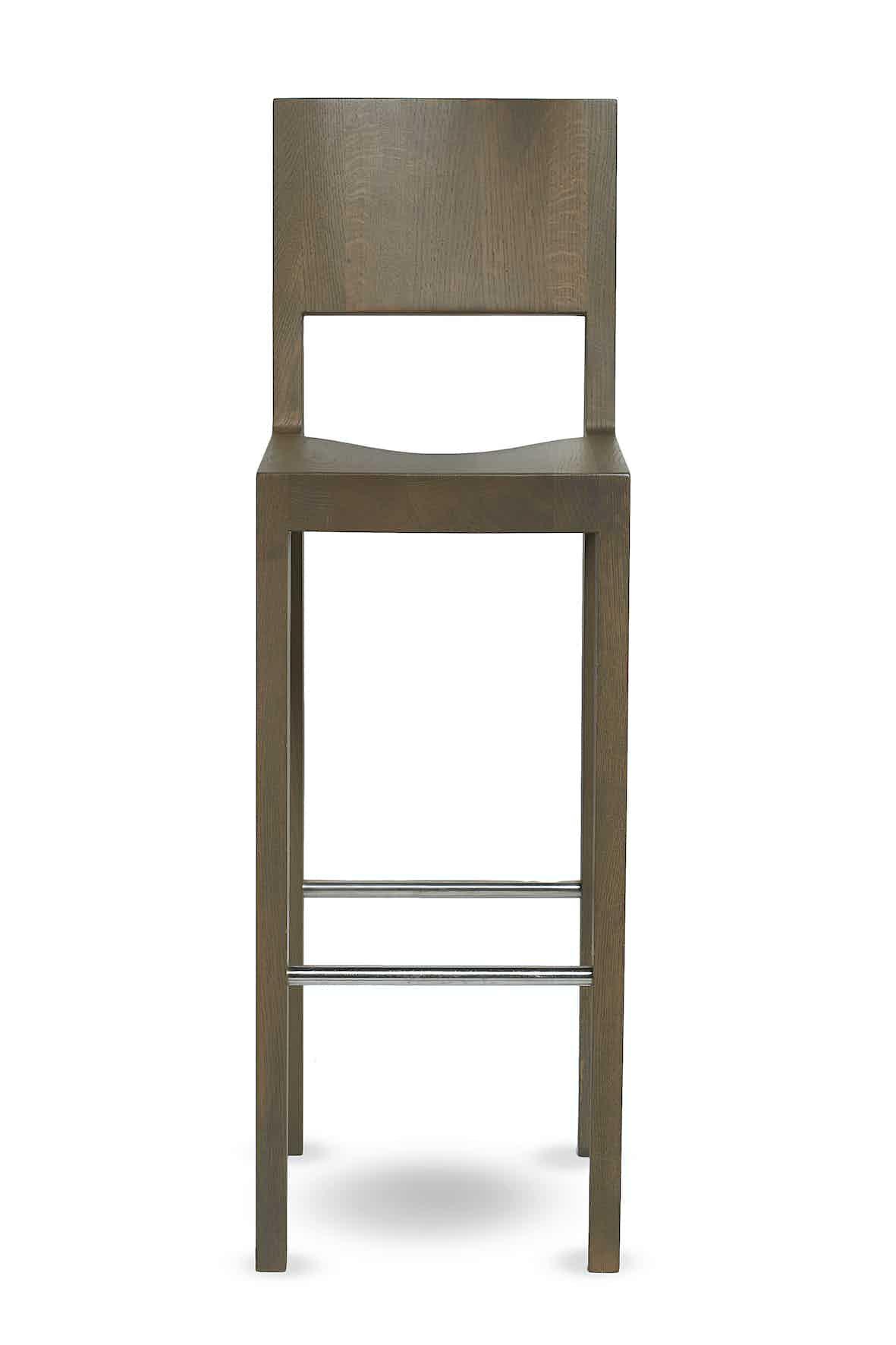 Spectrum Furniture 80 Cm Oak Clay Toos Stool Haute Living